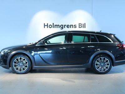 gebraucht Opel Insignia Country Tourer 2.0 CDTI, Aut 4x4 Navi