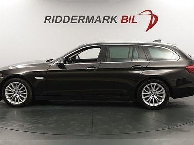 begagnad BMW 528 i Luxury Line D-Värm Skinn HK Drag