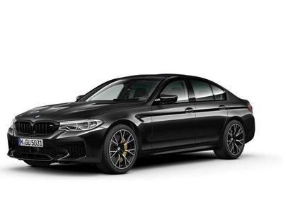 begagnad BMW M5 Sedan Competition Keramiska Bromsar Drag