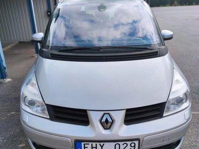 begagnad Renault Grand Espace 2.2 dCi Expression