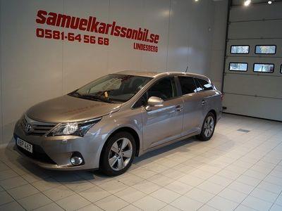 begagnad Toyota Avensis Kombi 1.8 147hk -14