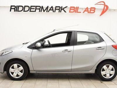 begagnad Mazda 2 1.6 DE 5dr 90hk 0.37L/MIL / FULLSERVAD