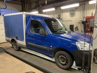 begagnad Peugeot Partner Boxline 2,0