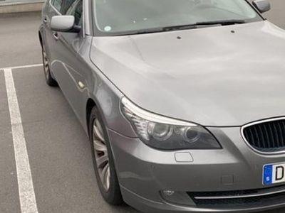 begagnad BMW 520 d sedan automat Dragkrok