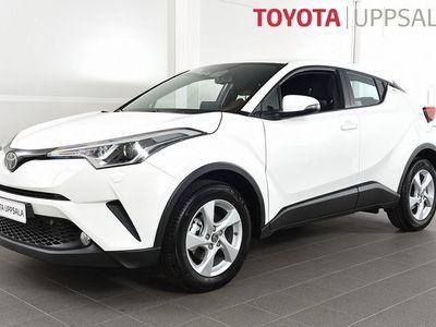 begagnad Toyota C-HR 1.2T Active