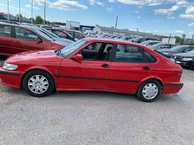 begagnad Saab 9-3 Ny besiktad 5-dörrar 2.0 Turbo Automat SE 185hk