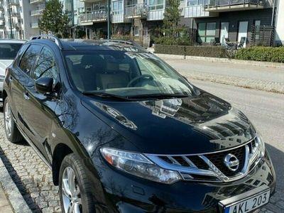 begagnad Nissan Murano Z51