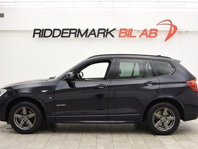 begagnad BMW X3 xDrive20d 190hk M-SPORT / 4329MIL / AUT