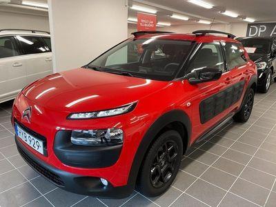 begagnad Citroën C4 Cactus 1.2 82HK PureTech Navigator