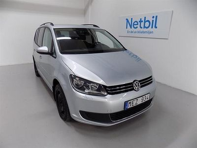 begagnad VW Touran 1.4 TGI EcoFuel 150hk