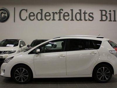begagnad Toyota Verso 1.6 Euro6 7-sits 1-Ägare Backkam