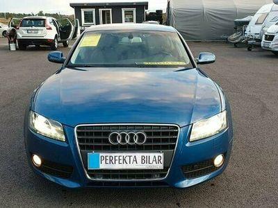 begagnad Audi A5 Sportback dealer