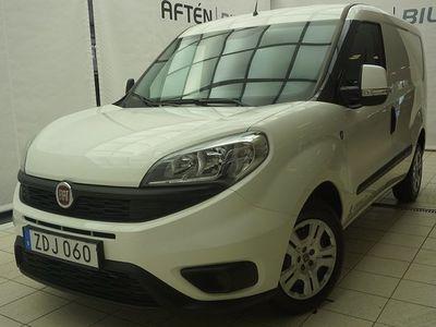 begagnad Fiat Doblò BLACK WEEK ERBJUDANDE L1H1 1.6MJT Nordic paket Demobil 2018, Transportbil 134 800 kr
