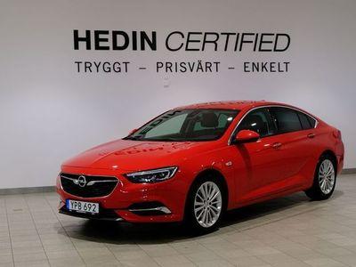 begagnad Opel Insignia Grand Sport 1.5 Turbo Automatisk 165hk