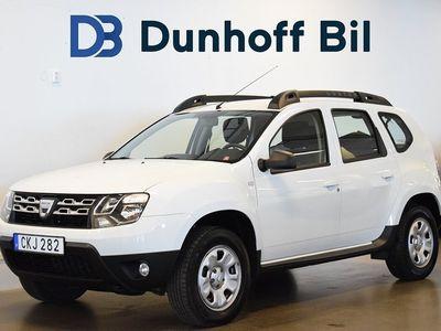 begagnad Dacia Duster 1.5 dCi 4x4 109hk Laureate -14