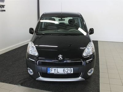 begagnad Peugeot Partner Tepee 1.6 VTi 2013, Kombi 119 900 kr