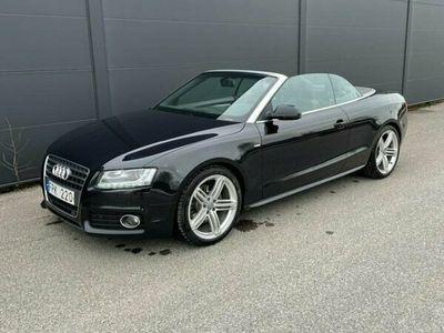 begagnad Audi A5 Cabriolet B8