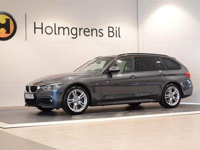 begagnad BMW 330 i xDrive Touring M Sport Navi Drag HiFi Backkamera
