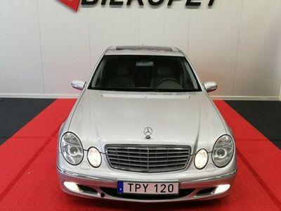 begagnad Mercedes E500 5G-Tronic 306hk