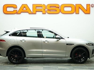 begagnad Jaguar F-Pace S 380HK First edition SE-UTR