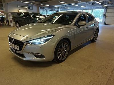 begagnad Mazda 3 5-DR M6 2.0 VISIONPLUS 165 HK