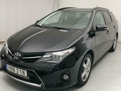 begagnad Toyota Auris 1.6 Valvematic Touring Sports