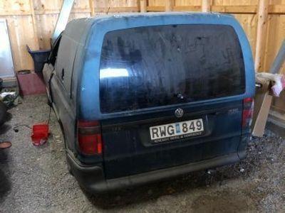 begagnad VW Caddy -00