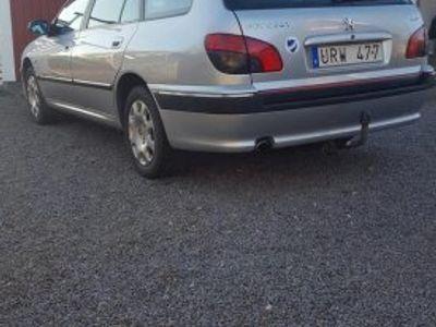 begagnad Peugeot 406 2.2 kombi -04