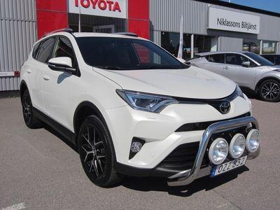 brugt Toyota RAV4 2.0 16V AWD Med TKG-garanti