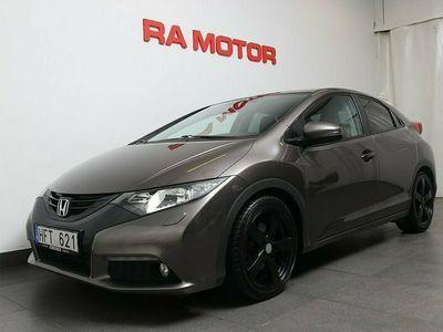 begagnad Honda Civic 1,8 142HK Sport Aut Dragkrok