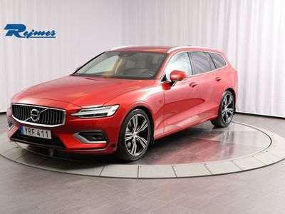 begagnad Volvo V60 T6 AWD Inscription