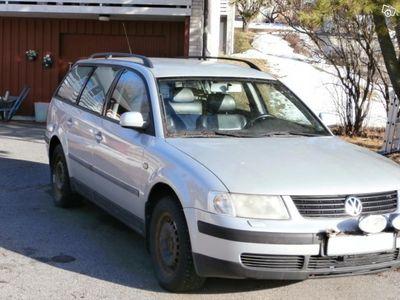 begagnad VW Passat v5 4motion -00