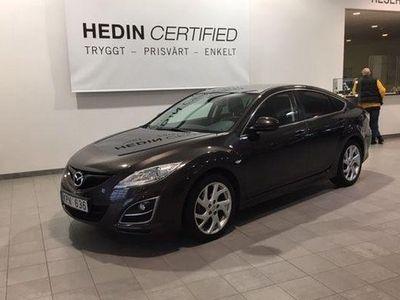 begagnad Mazda 6 6Sport 2.5 Manuell 2012, Halvkombi 79 500 kr