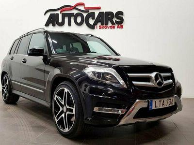 begagnad Mercedes GLK220 204 XCDI 4MATIC