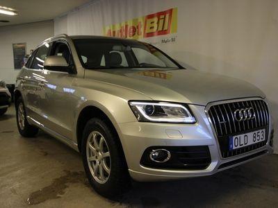 gebraucht Audi Q5 2.0 TDI Q 177HK S-TRONIC D-VÄRM DRAG -13
