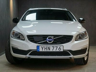 begagnad Volvo V60 CC D3 Geartronic Momentum Drag VOC Navi