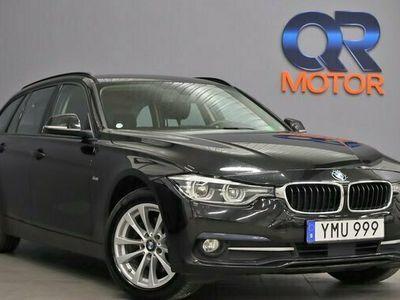 begagnad BMW 214 320 dA xDrive Touring Sport line GPS M-sport ratt 2017, Kombi Pris900 kr