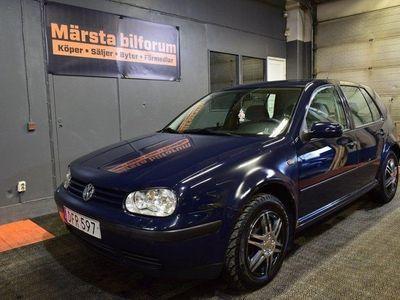 brugt VW Golf 5-dörrar 1.6 Comfort, Comfort -99