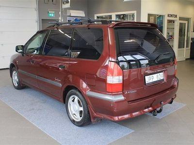 begagnad Mitsubishi Space Wagon 2.4 GDI (150hk) 7-Sitsig