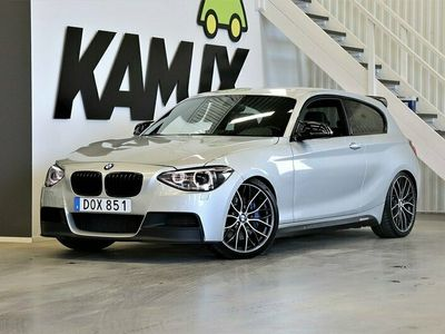 begagnad BMW M135 i   M-Performance   Steg 1