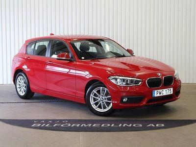 begagnad BMW 116 d Steptronic Advantage 116hk