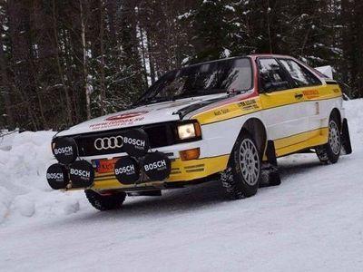 begagnad Audi A2 Quattro Ur QuattroRallybil Appendix -81