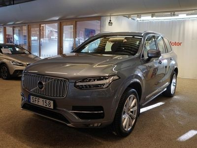begagnad Volvo XC90 D5 AWD Inscription LE 5-säten