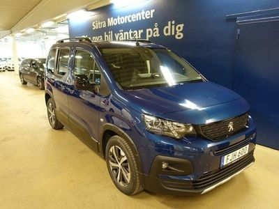begagnad Peugeot Rifter GT-Line 1.2 e-THP Euro 6 110hk