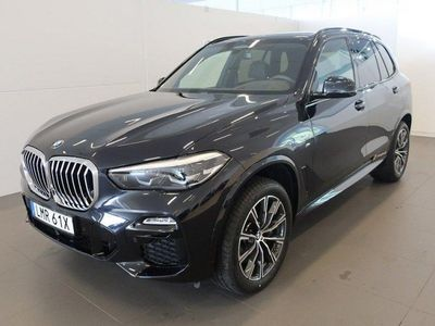 used BMW X5 xDrive30d Innovation / 7 sits / Luftfj -20