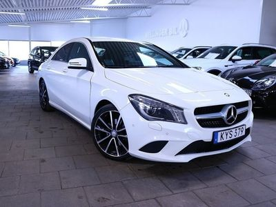 usata Mercedes CLA220 d 4MATIC Aut SPORT EU6 -16