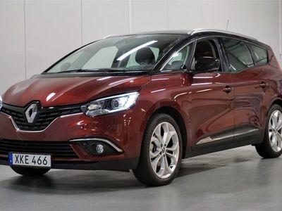 begagnad Renault Grand Scénic 1.2 TCe Zen 7-sits (132hk)
