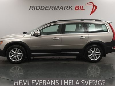 begagnad Volvo XC70 D3 AWD 163h D-värm Drag Fullservad 2012, Kombi 149 900 kr