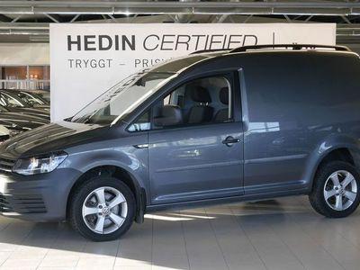 begagnad VW Caddy 2.0 TDI 150 DSG 4Motion Drag Värmare Inredning