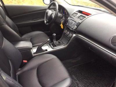 begagnad Mazda 6 2.2 DE